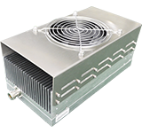 5800MHz-100W Solid State Power Ampl...
